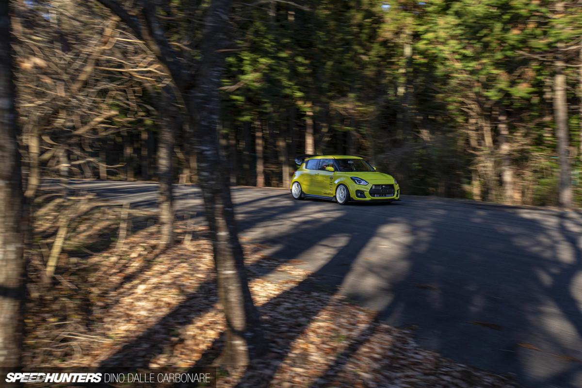 WRC Aspirations: The HKSSwift