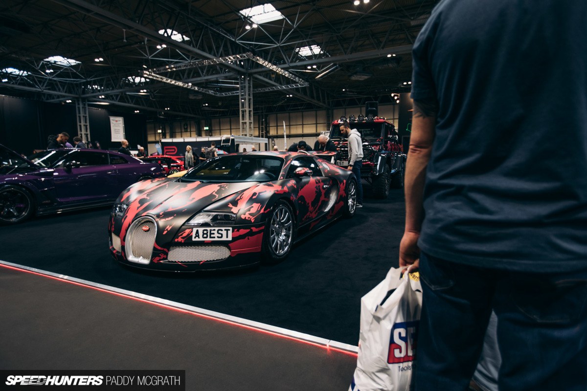 The Other Side Of Autosport International