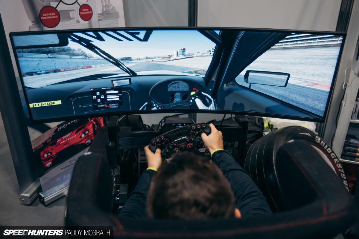 The Rise Of Virtual Motorsport AtASI