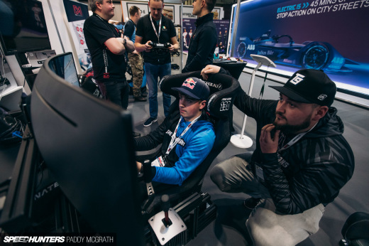 2020 ASI Virtual Motorsport Speedhunters PMCG -7