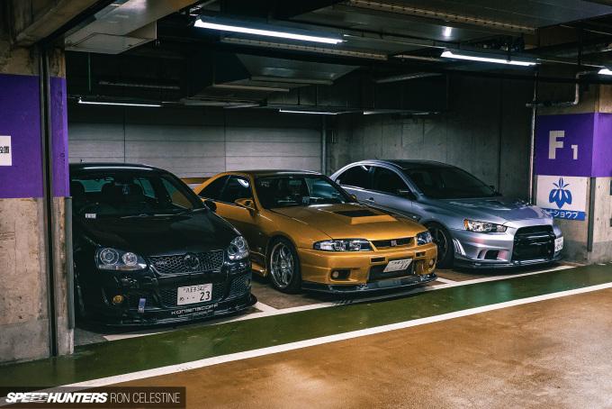 Speedhunters_RonCelestine_UndergroundMeet_Shibuya_Group