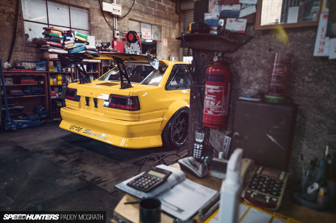 2020 Adrian Walsh Toyota AE86 for Speedhunters by Paddy McGrath-2