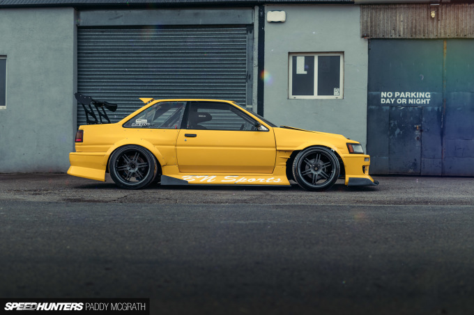 2020 Adrian Walsh Toyota AE86 for Speedhunters by Paddy McGrath-8