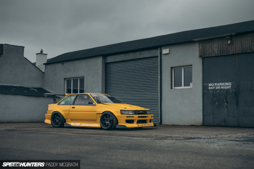 2020 Adrian Walsh Toyota AE86 for Speedhunters by Paddy McGrath-9