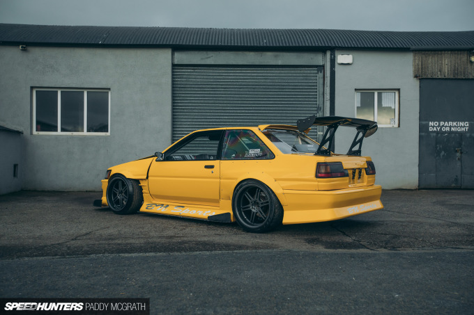2020 Adrian Walsh Toyota AE86 for Speedhunters by Paddy McGrath-10
