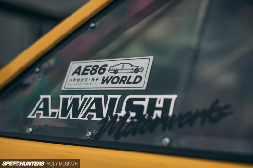 2020 Adrian Walsh Toyota AE86 for Speedhunters by Paddy McGrath-65