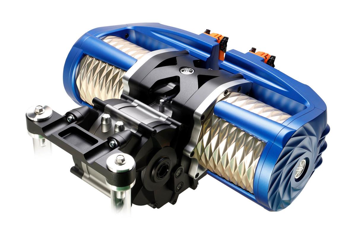 Yamaha Embraces EVPower