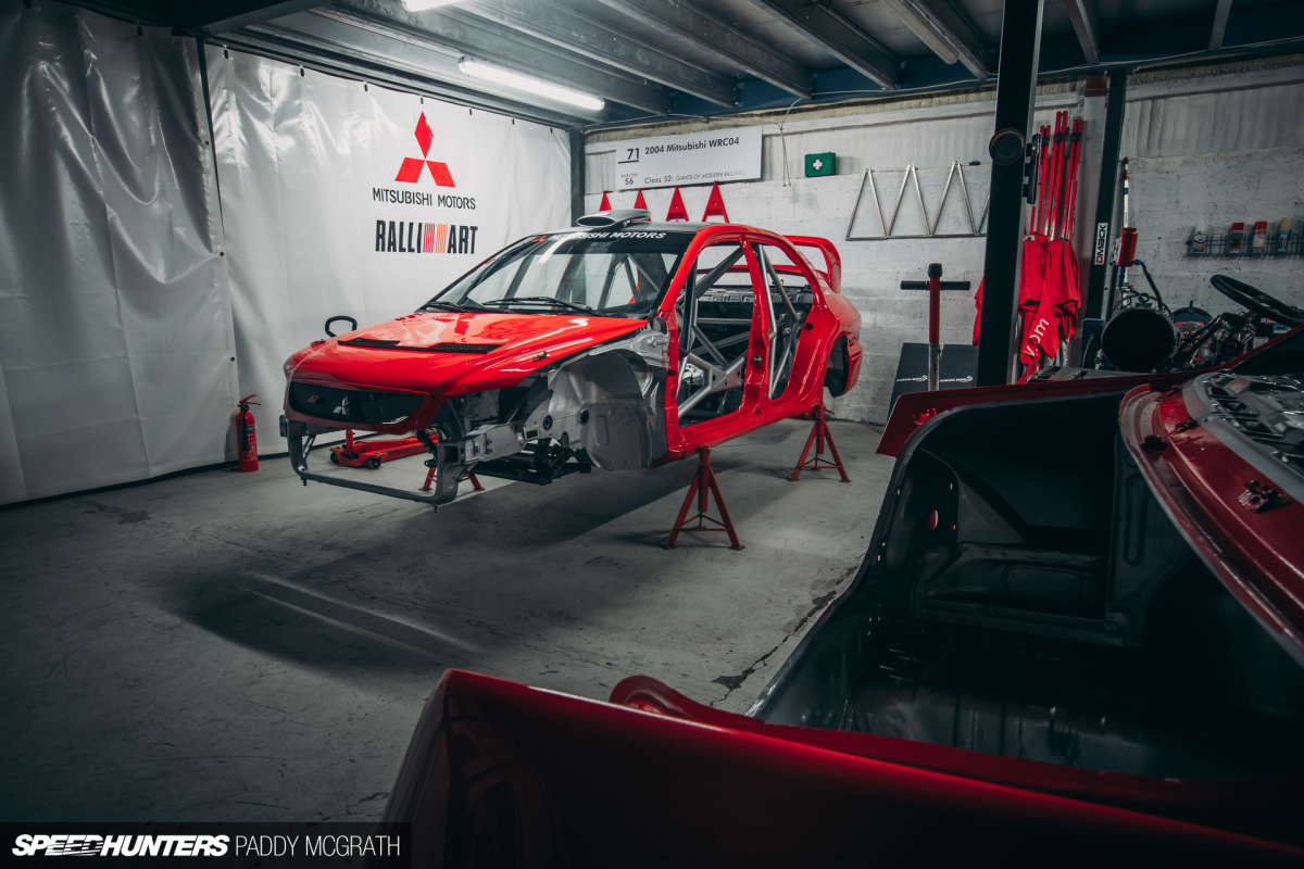 Meet The Saviours Of Mitsubishi's Last WRC Era