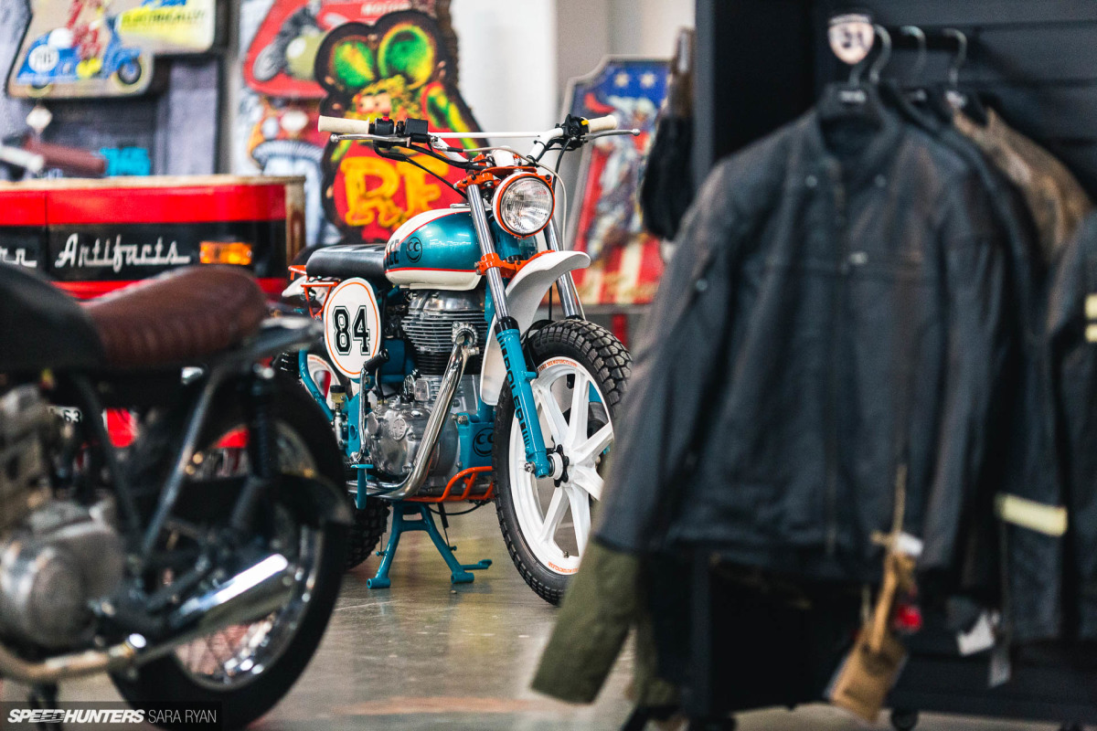Motorcycle Mass: The One Moto Show