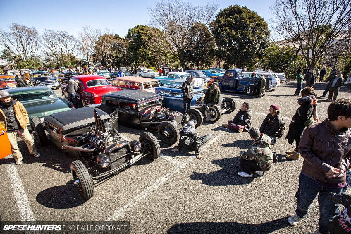 Revisiting Japanese Custom Culture At The Hot Rod Razzle Dazzle