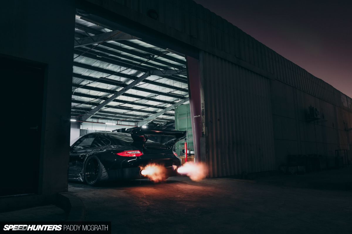 Behind The Scenes: Speedhunting In The UAE