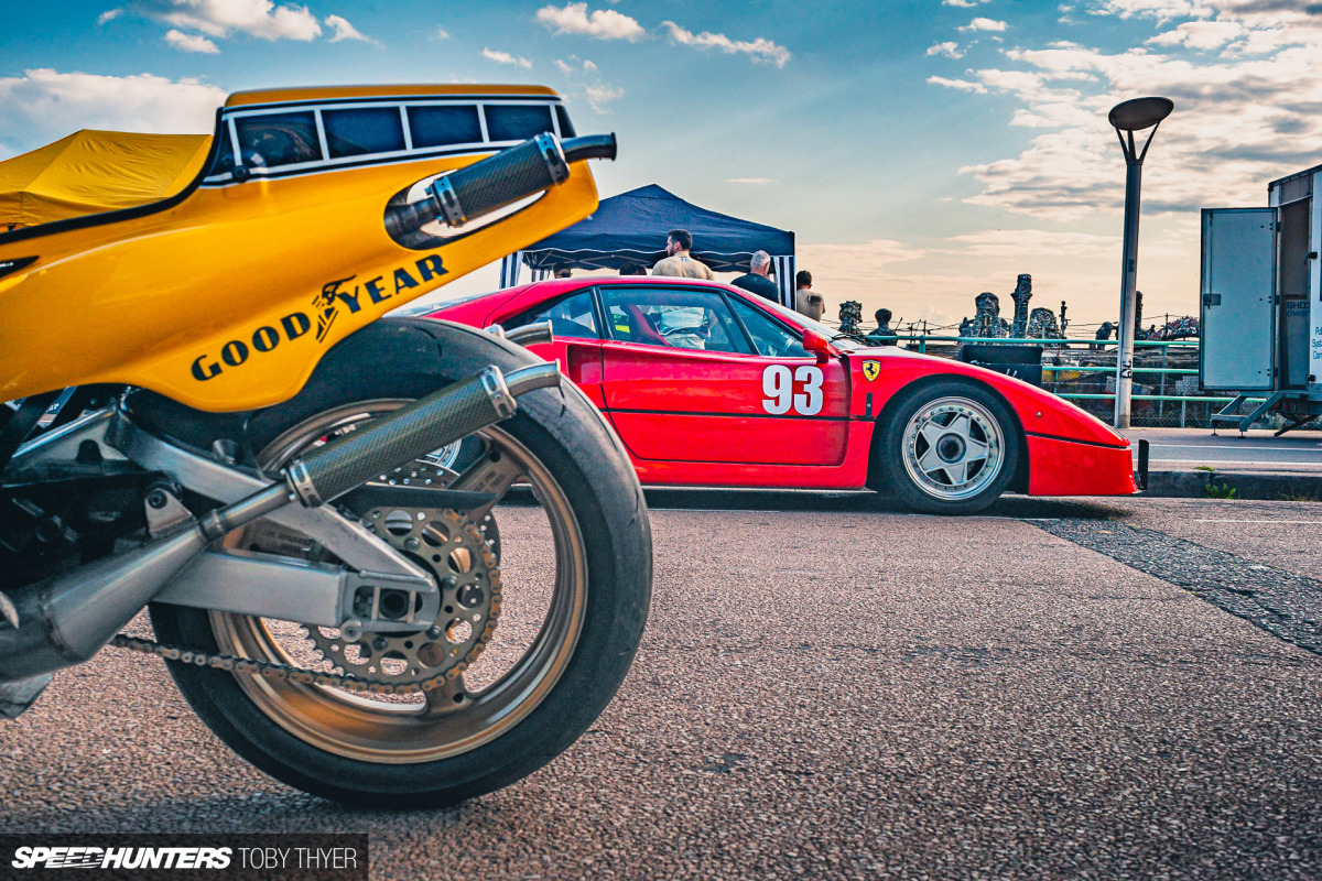Glory Days Revisited At The Brighton Speed Trials