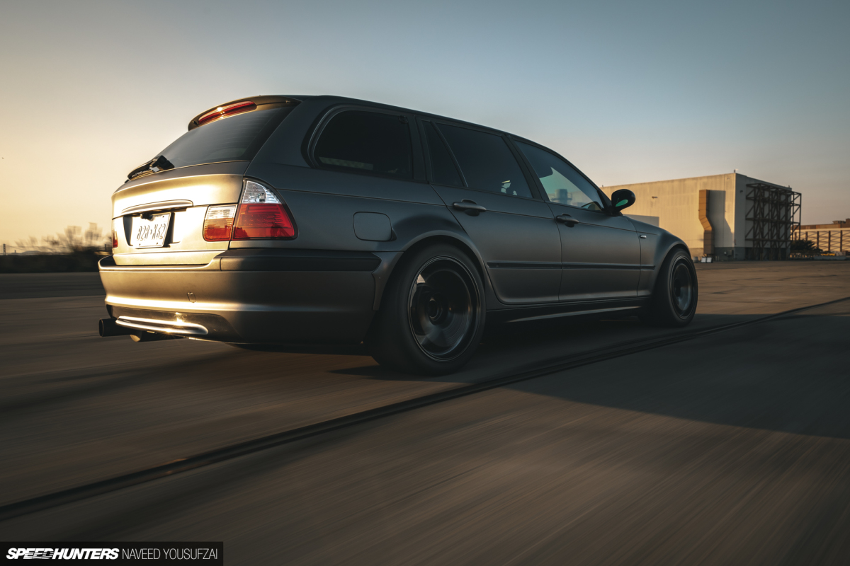 2jz X E46 Touring Is This The Ultimate Dad Wagon Speedhunters