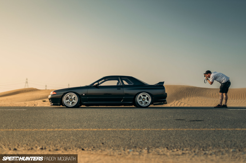 2020 Nissan R32 GT-R Dan Price for Speedhunters by Paddy McGrath-3
