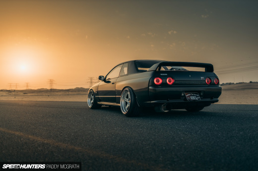 2020 Nissan R32 GT-R Dan Price for Speedhunters by Paddy McGrath-9