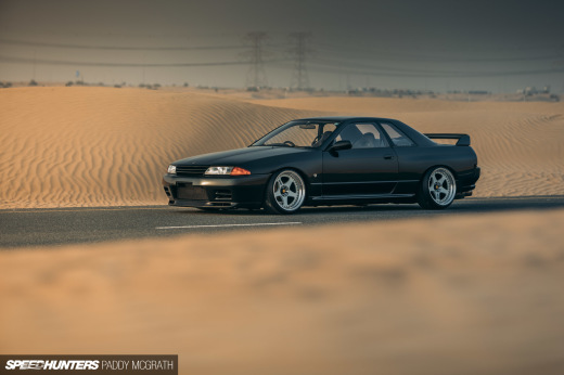 2020 Nissan R32 GT-R Dan Price for Speedhunters by Paddy McGrath-10