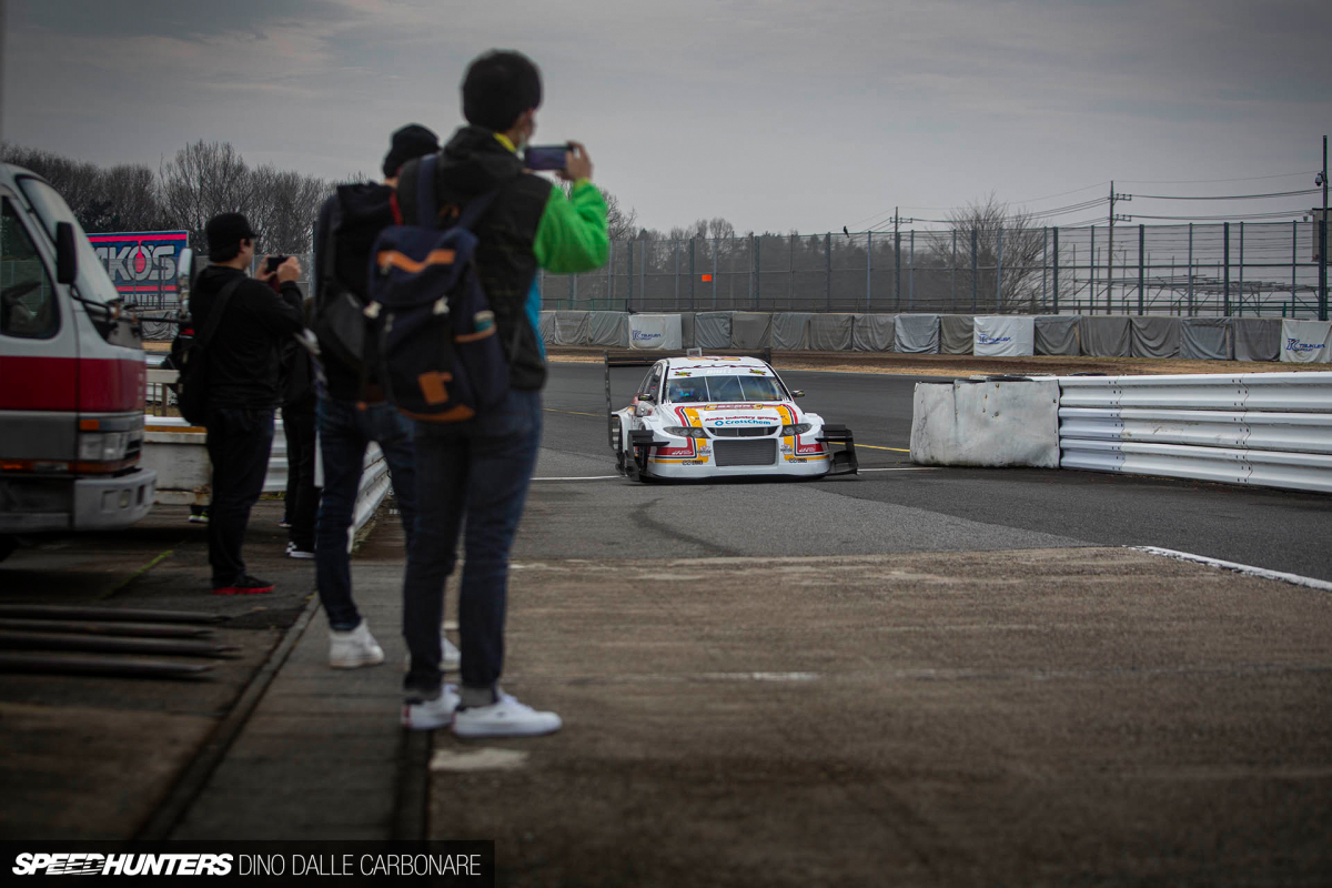 The World Of Japanese Time Attack