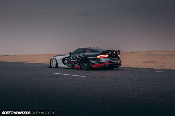 2020 Dodge Viper SRT JonBoy for Speedhunters by Paddy McGrath-6
