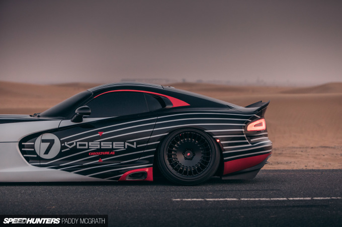 2020 Dodge Viper SRT JonBoy for Speedhunters by Paddy McGrath-8