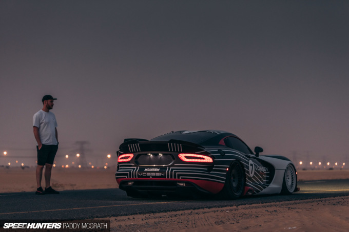 2020 Dodge Viper SRT JonBoy for Speedhunters by Paddy McGrath-19
