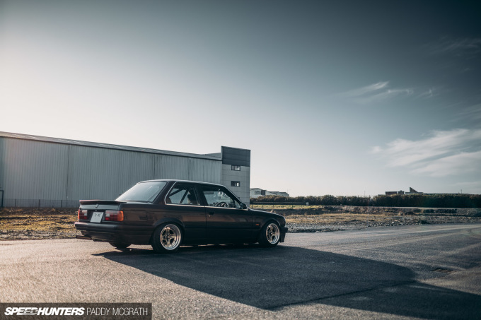 2020 BMW E30 S50B30 Josh Greene for Speedhunters by Paddy McGrath-5