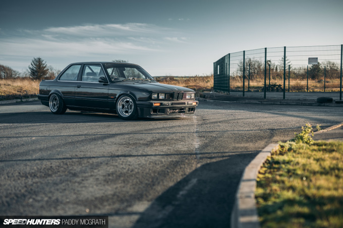 2020 BMW E30 S50B30 Josh Greene for Speedhunters by Paddy McGrath-8