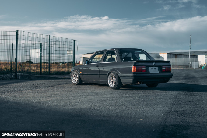 2020 BMW E30 S50B30 Josh Greene for Speedhunters by Paddy McGrath-9