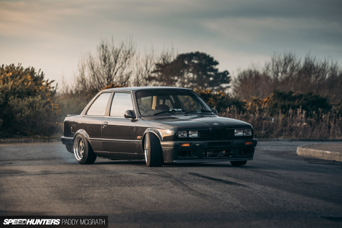 2020 BMW E30 S50B30 Josh Greene for Speedhunters by Paddy McGrath-14
