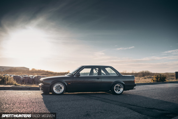 2020 BMW E30 S50B30 Josh Greene for Speedhunters by Paddy McGrath-19