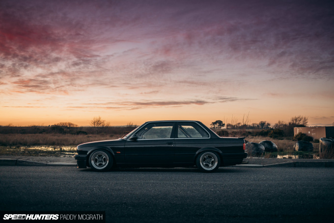 2020 BMW E30 S50B30 Josh Greene for Speedhunters by Paddy McGrath-24