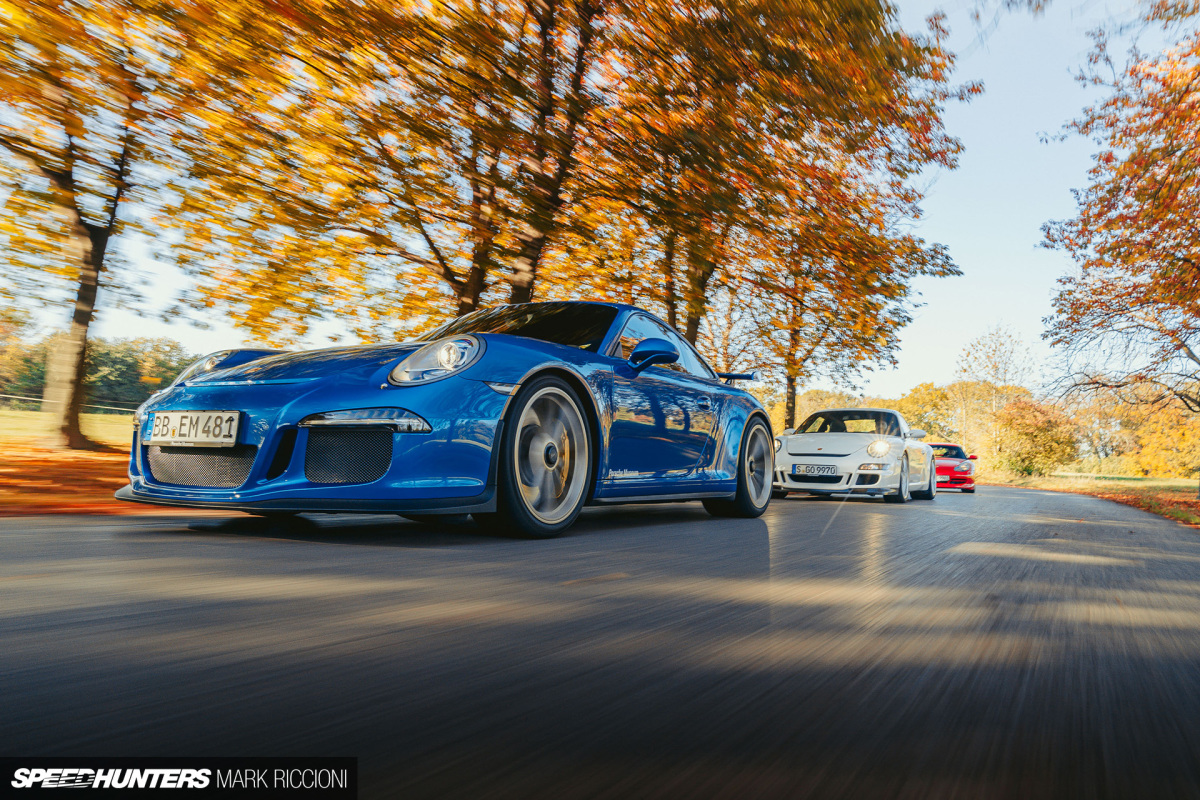 Why The Best GT3 Is The Last One You'veDriven