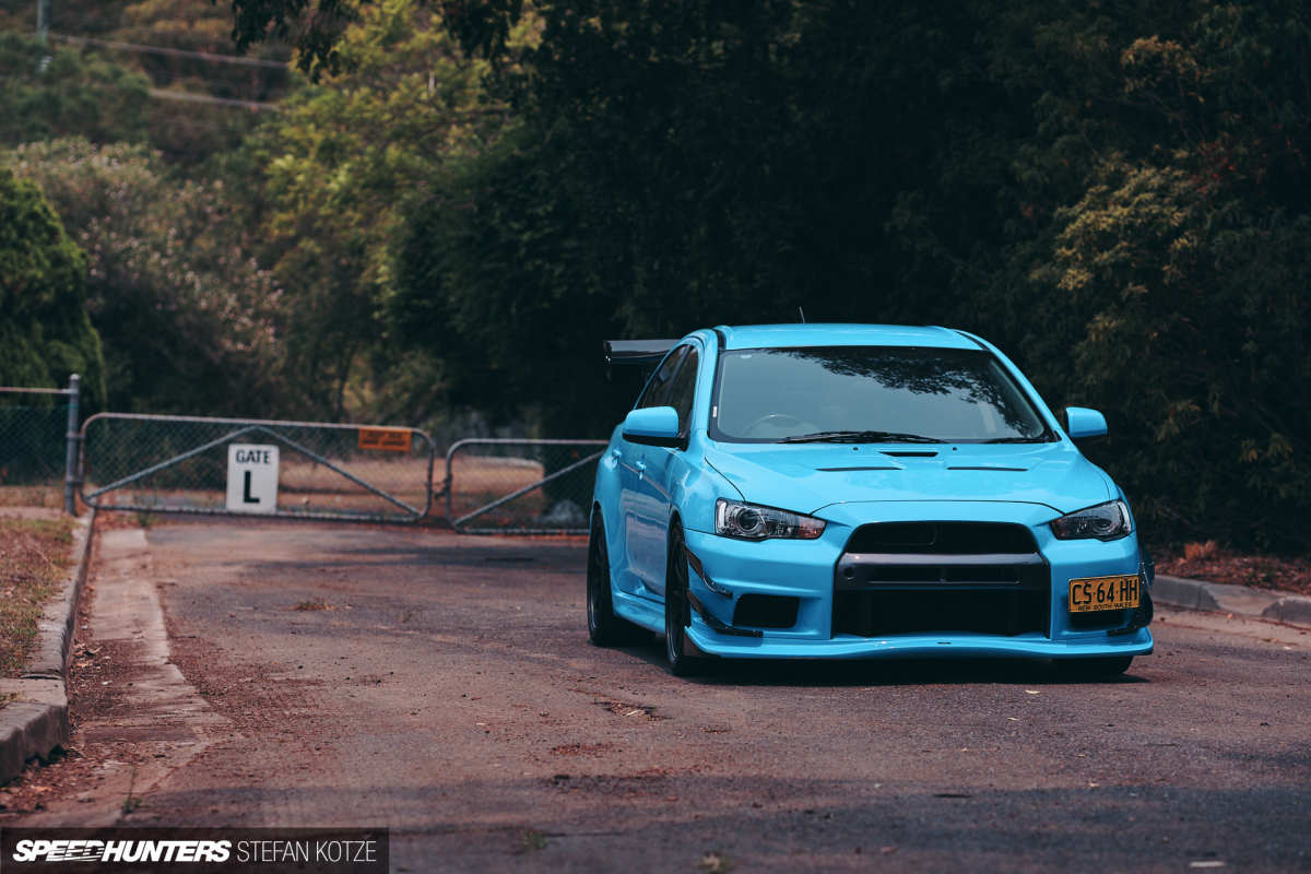 700whp & Sequential Shift: The Ultimate Evo X StreetBuild?