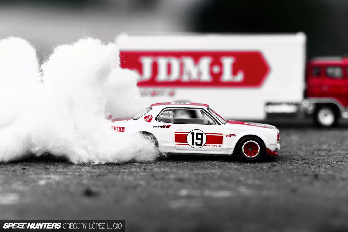 Speedhunting At Home… In 1:64 Scale