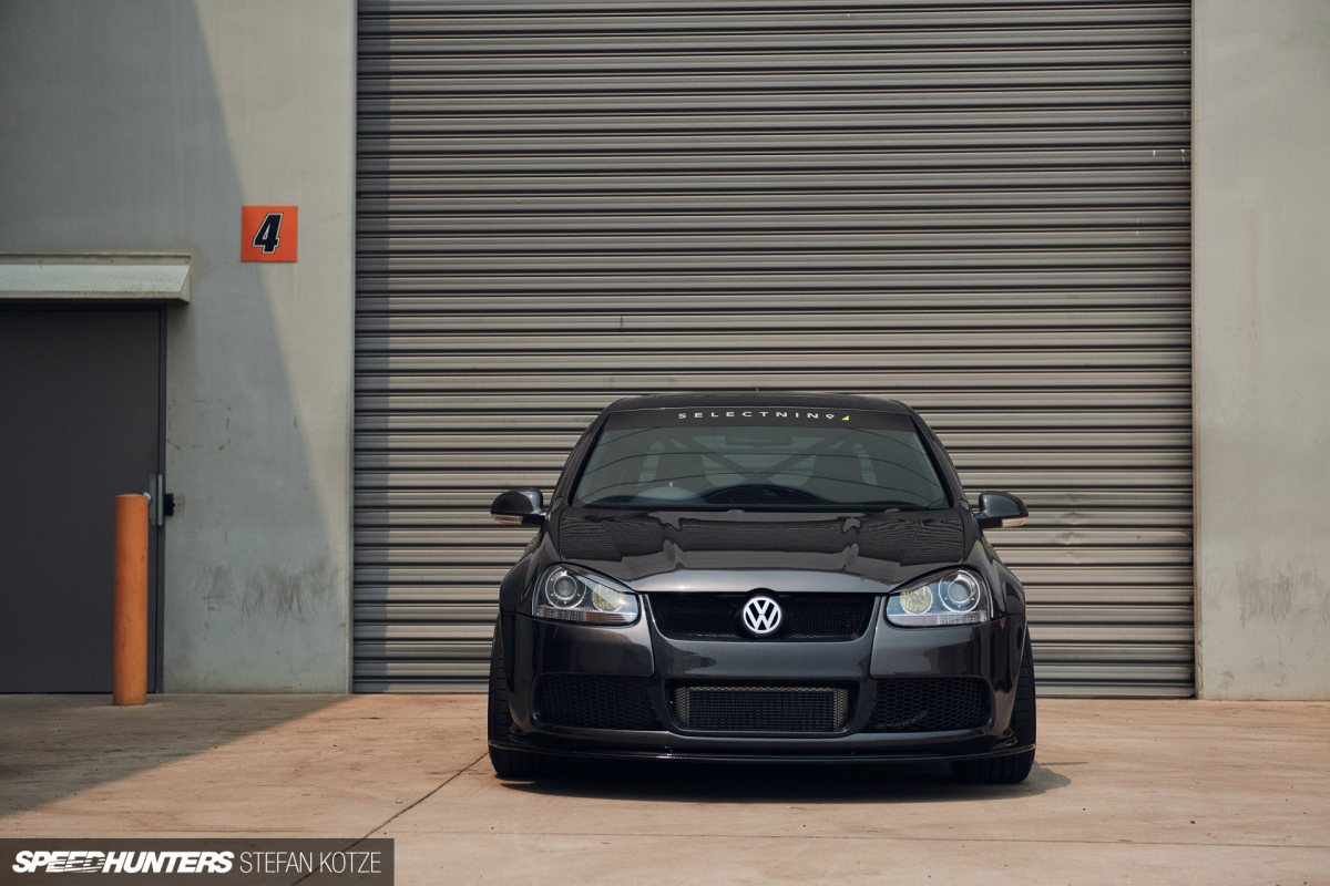 Going All Out With A Golf R32
