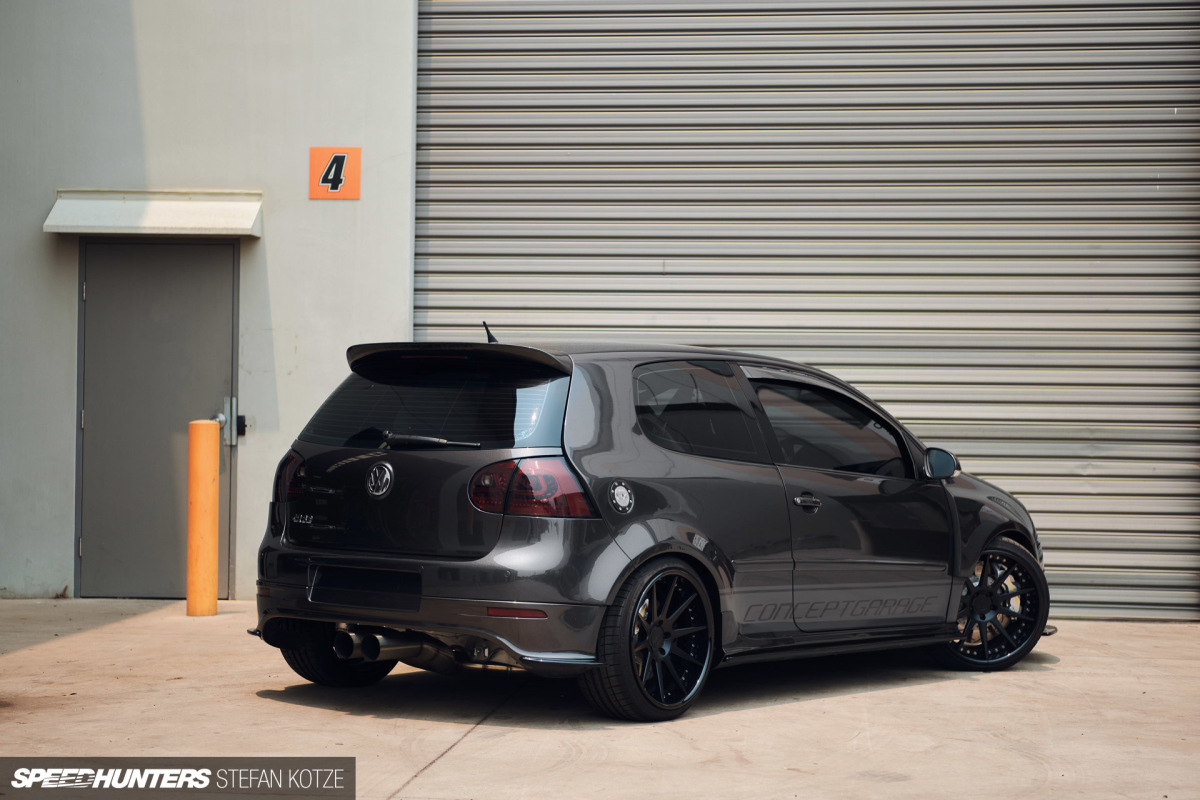 Going All Out With A Golf R32 Speedhunters