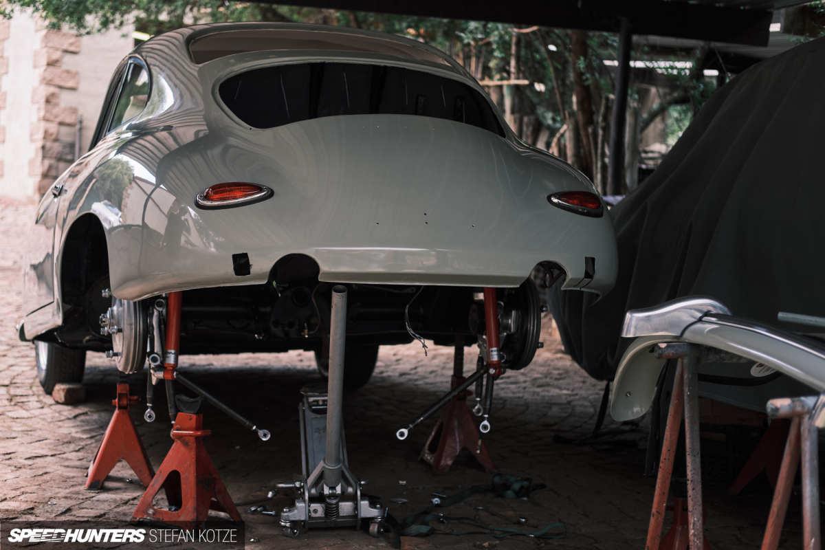 EV Dreams: Electrifying A Porsche356