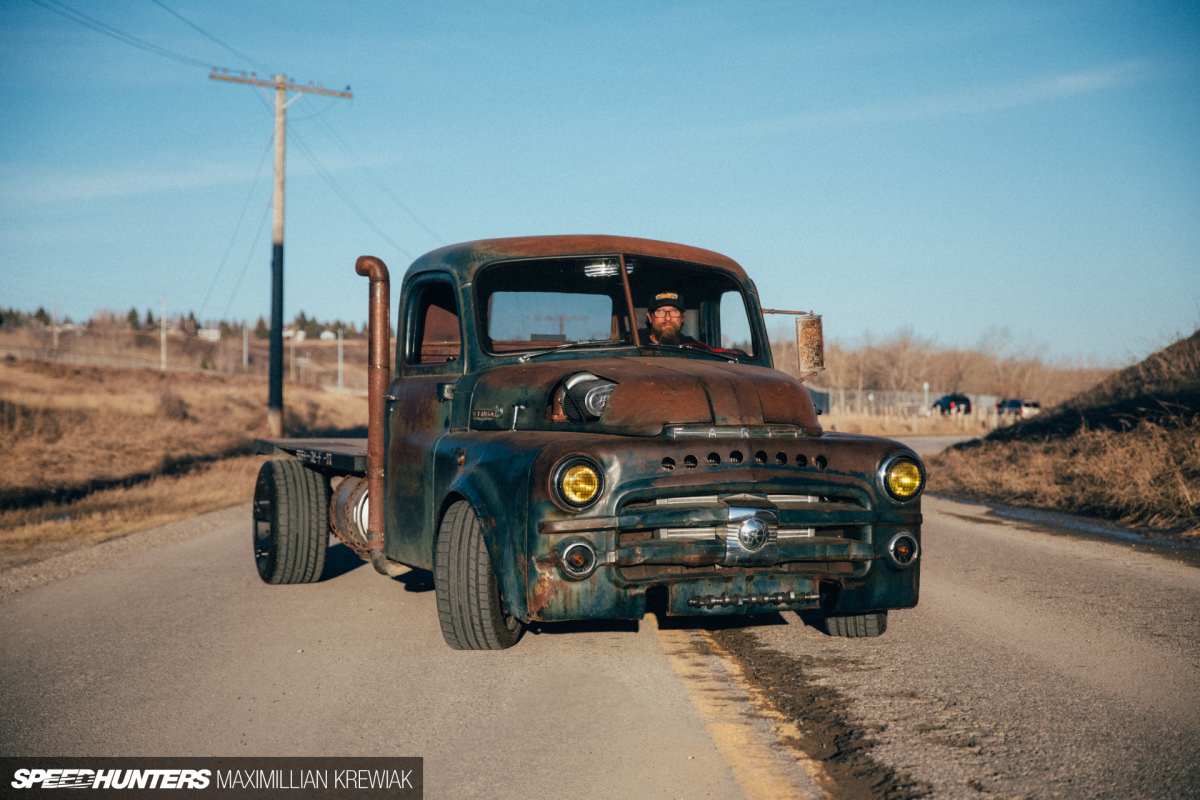 RSW-005: The 500hp Fargo Farm Truck