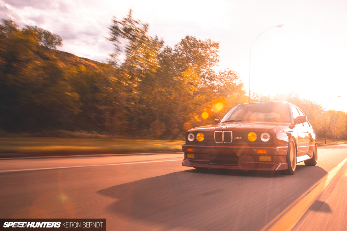 Chasing The One: 48 BMW E30s &Counting…