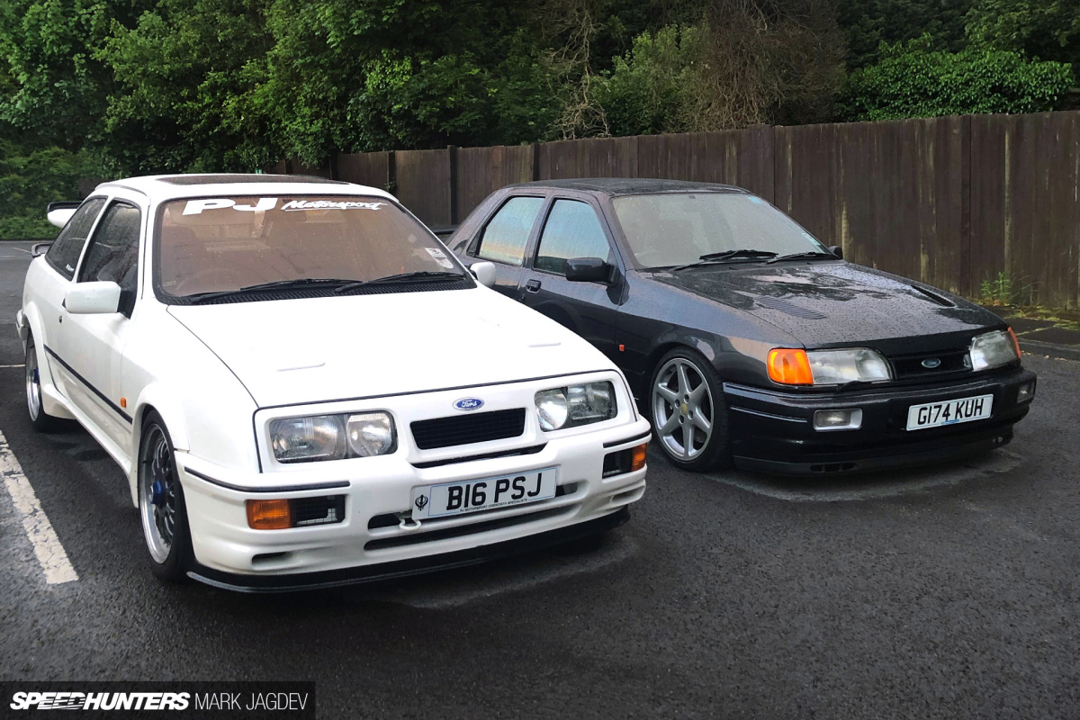 Cosworth Tuning: It's In The Blood At PJMotorsport