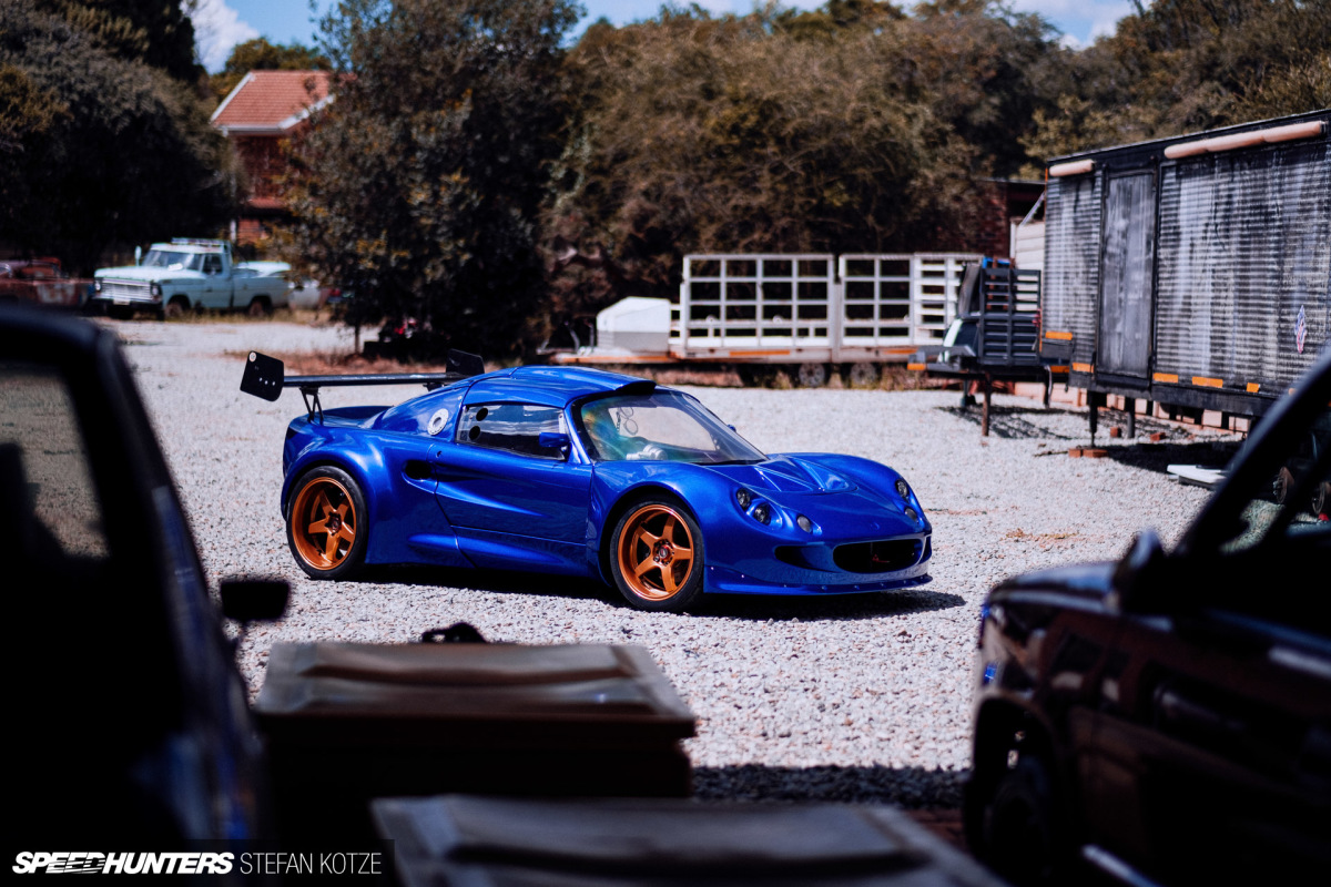 Rotus: The Exige With Extra Width & A 700+hp Wankel