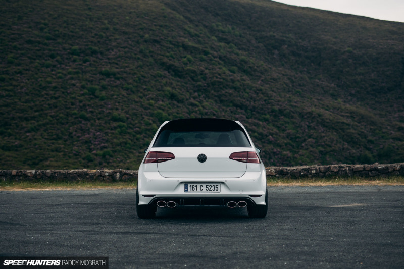 2020 VW Golf R Donal Maher Speedhunters by Paddy McGrath-2