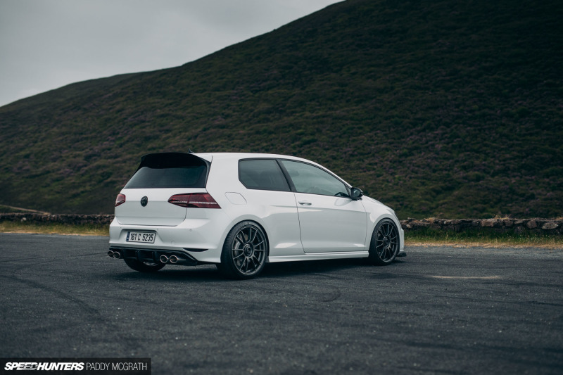 2020 VW Golf R Donal Maher Speedhunters by Paddy McGrath-3