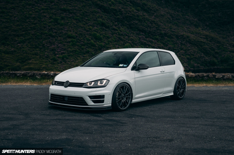 2020 VW Golf R Donal Maher Speedhunters by Paddy McGrath-4