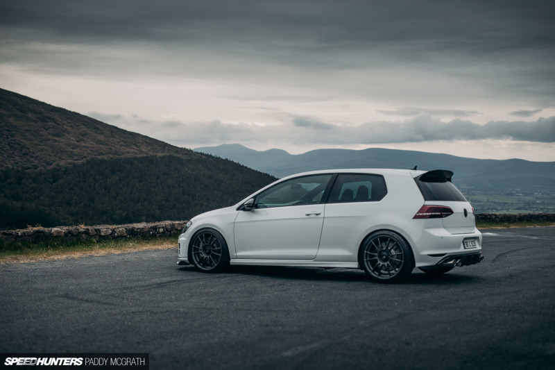 2020 VW Golf R Donal Maher Speedhunters by Paddy McGrath-5
