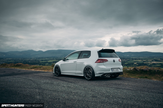 2020 VW Golf R Donal Maher Speedhunters by Paddy McGrath-6