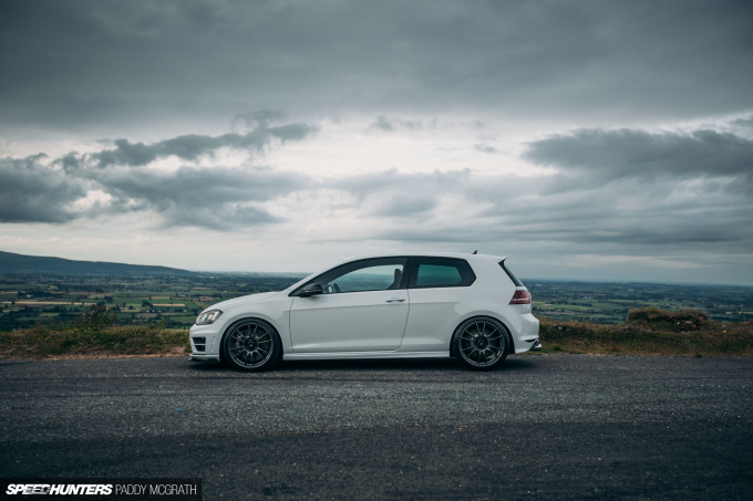 2020 VW Golf R Donal Maher Speedhunters by Paddy McGrath-7
