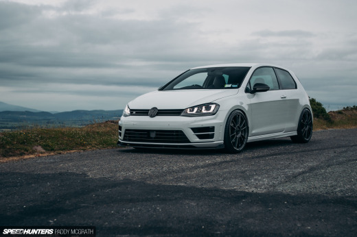 2020 VW Golf R Donal Maher Speedhunters by Paddy McGrath-9