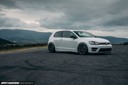 2020 VW Golf R Donal Maher Speedhunters by Paddy McGrath-10