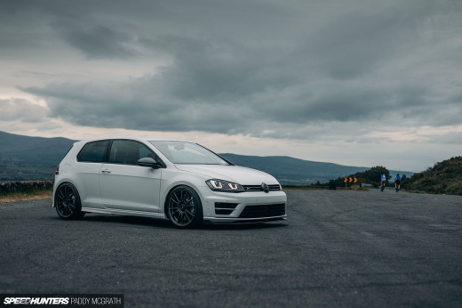 2020 VW Golf R Donal Maher Speedhunters by Paddy McGrath-11