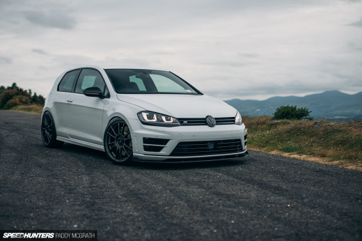 2020 VW Golf R Donal Maher Speedhunters by Paddy McGrath-12